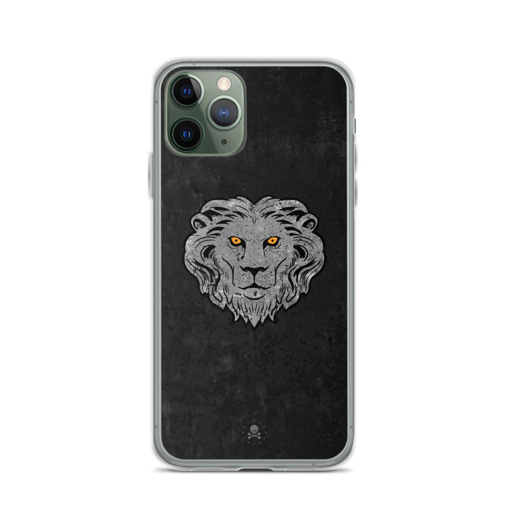 Lion Sigil iPhone Case