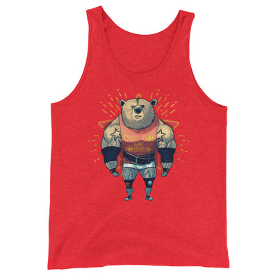 Russian Grizzly Tank Top