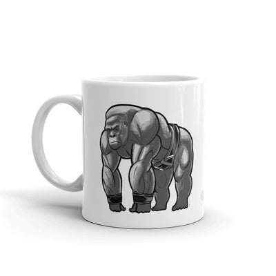 Gorilla Power Up Mug