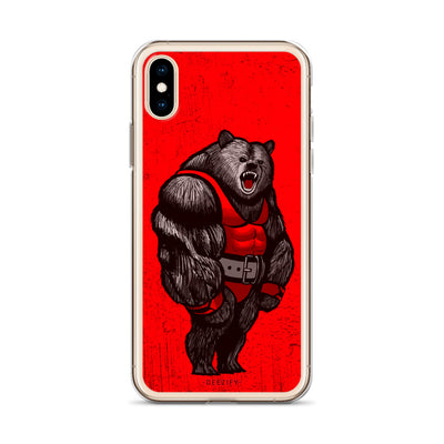 Grizzly iPhone Case