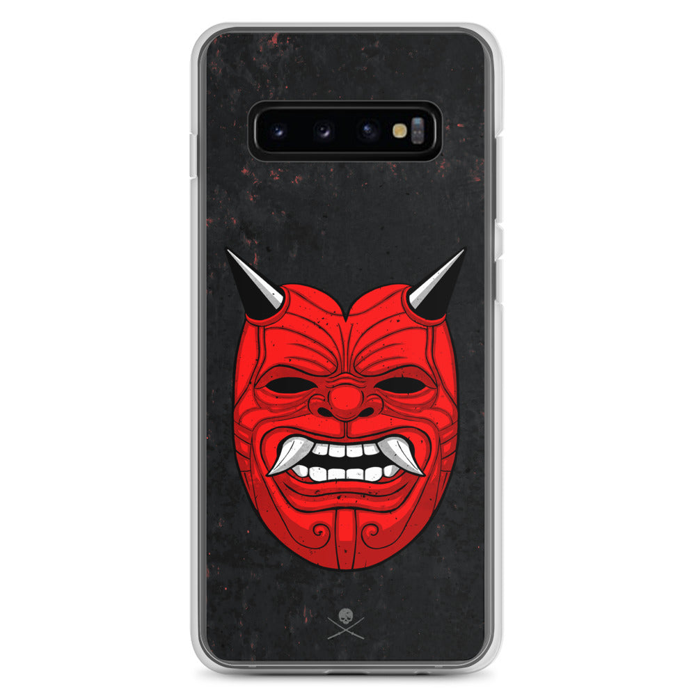 Red Deemon Samsung Case