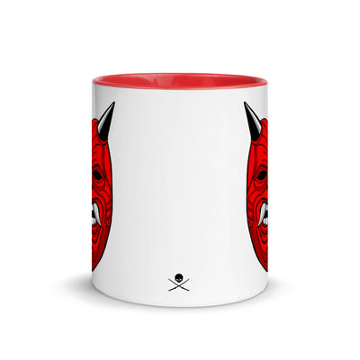 Red Deemon Mug