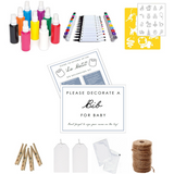 'Le Petit' Bib Decorating Station