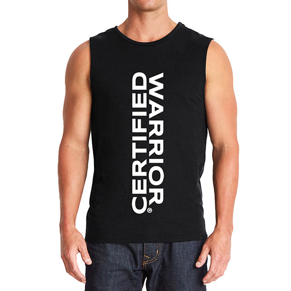 Verticality Muscle Shirt - Black