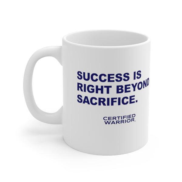 SUCCESS MUG (15oz)