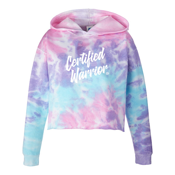 COTTON CANDY CURSIVE HOODIE