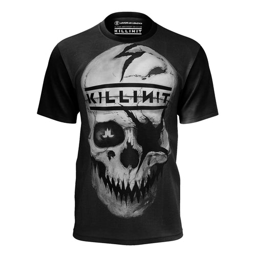 KILLINIT SKULL Premier Tee - Men's--LOVERS ARE LUNATICS UK