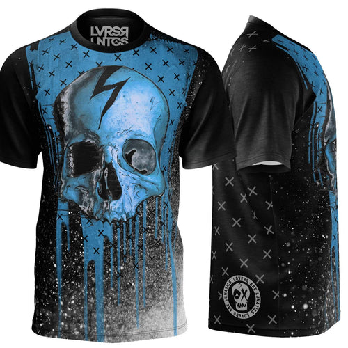 Lethal Skull Premier Tee - Men's--LOVERS ARE LUNATICS UK