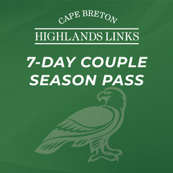 Cape Breton Highlands Links Seven Day Couple Season Pass