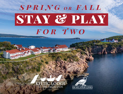 Spring or Fall Stay & Play For Two: Christmas Special!