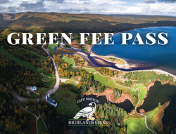 5 Green Fee Passes: Christmas Special!