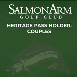 Salmon Arm Heritage Pass Holder: Couples