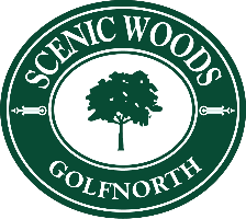 Scenic Woods Foursome Round - National Service Dogs Special!
