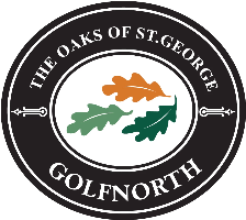 The Oaks of St. George Foursome Round - Woolwich Storm Open A+ Ringette Special!