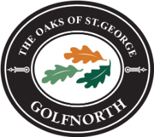 The Oaks of St. George 18-Hole Pack - Woolwich Storm Open A+ Ringette Special!
