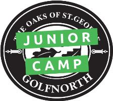 The Oaks of St. George Junior Camp: July 15–19, 2019