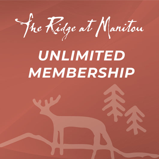 The Ridge at Manitou Unlimited Membership