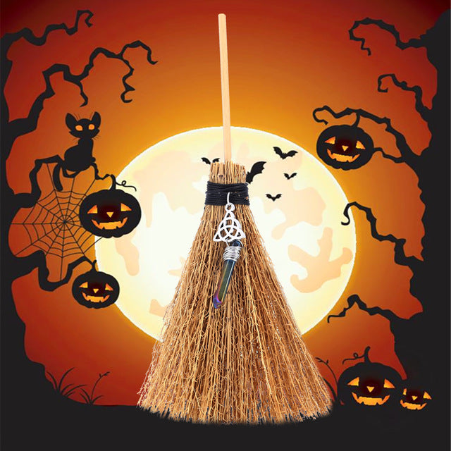 Witches Altar Protection Broom