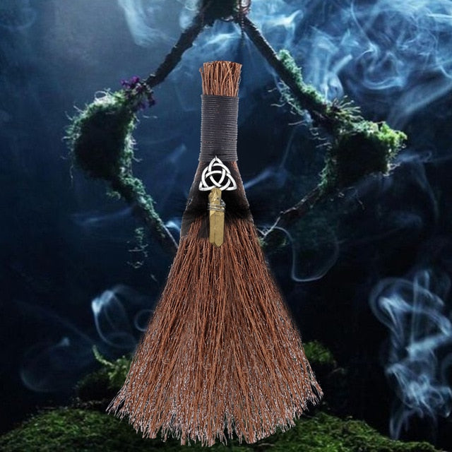 Wiccan Altar Besom
