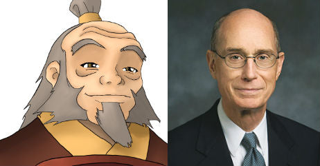 Quotes, Who Said It? Iroh or Eyering