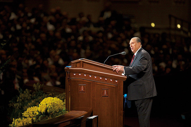 2 Sermuncles - President Monson Quotes From April 2017 Conference