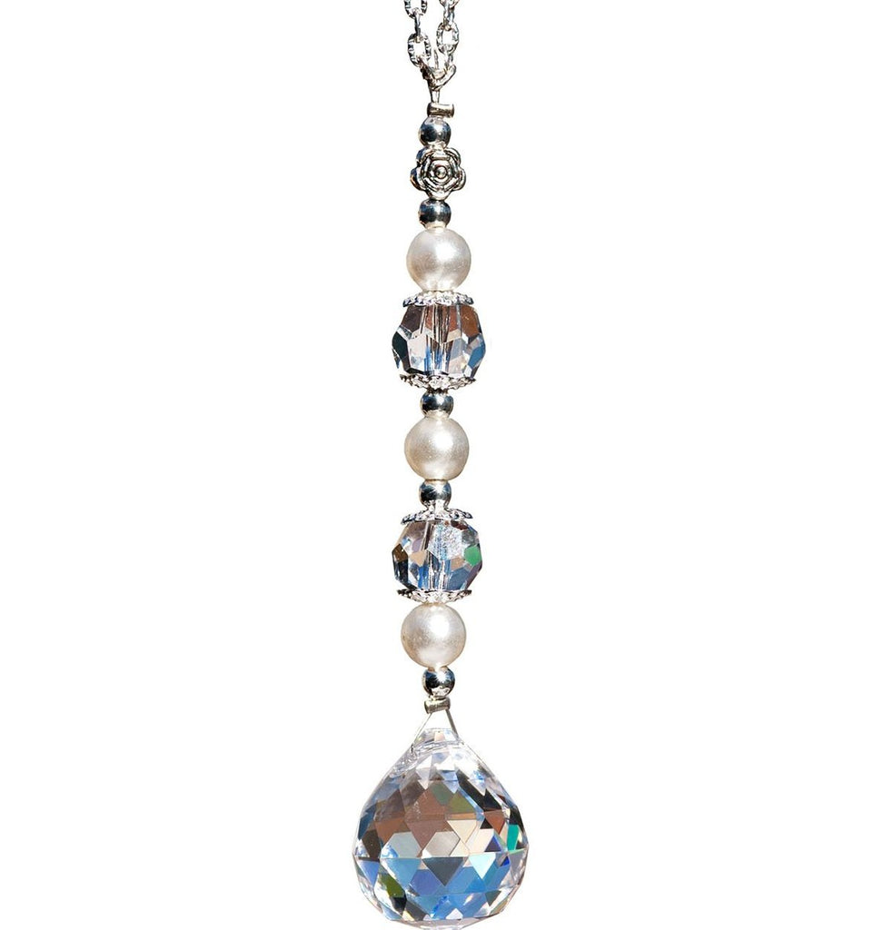 20 mm Clear Crystal Ball Suncatcher