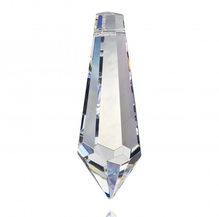 1.5 in Crystal Teardrop (3 pcs)