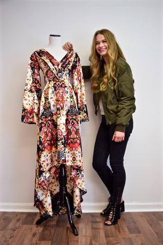 Allie Joy Lunt Teen Fashion Designer