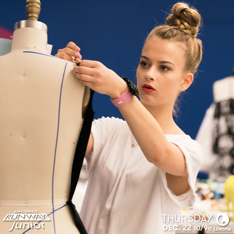 Project Runway Junior Recap Challenge 1: First Impressions