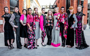 Allie Lunt Project Runway Junior Designer Utah Fashion Week Collection