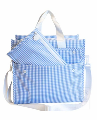 TRVL First Class Tote or Diaper Bag