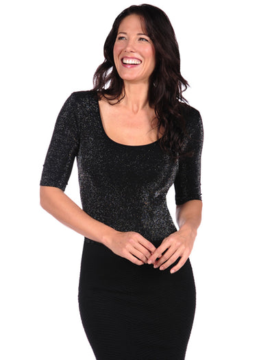 Sparkle Reversible Ballet Sleeve