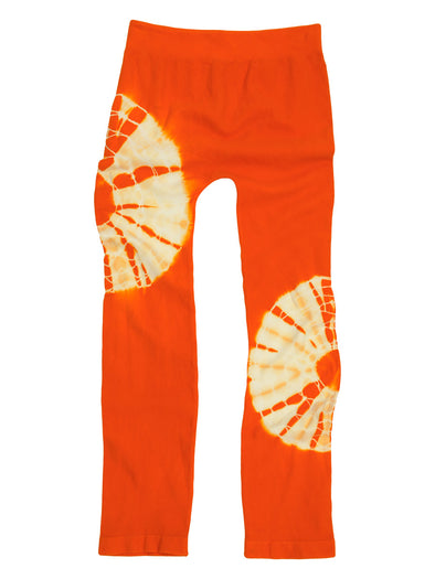 Micro Rib Starburst Capri - FINAL SALE
