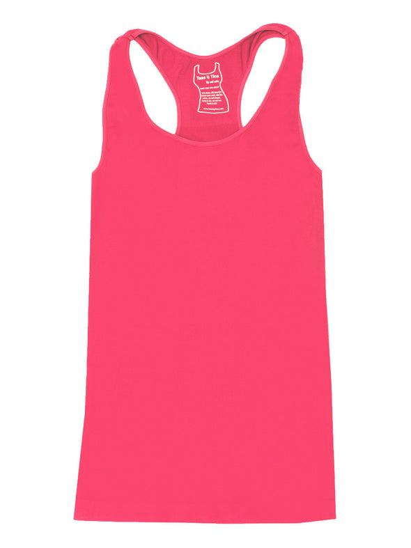 Racer Back Tank-Maternity