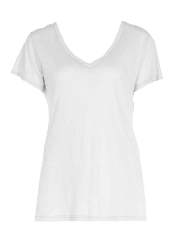 Gwen Relaxed Fit V-Neck Tee