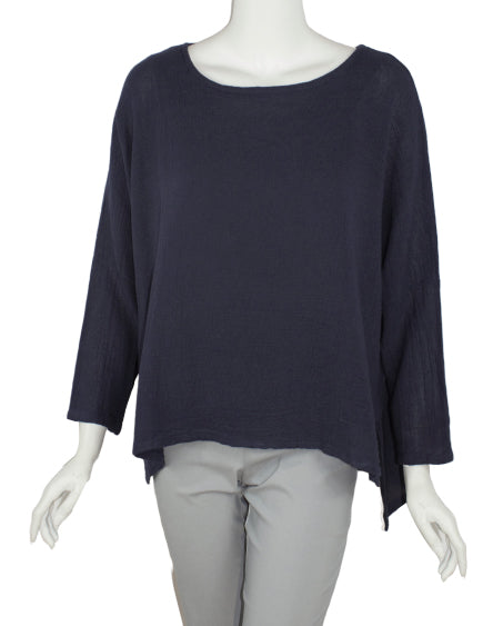 Noa Long Sleeve Raglan Top