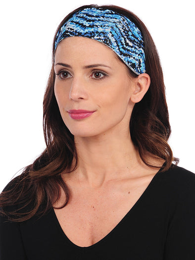 Printed Headband - FINAL SALE