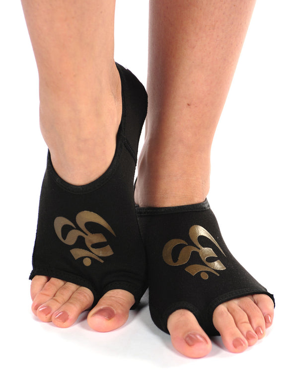 PureToes-Bronze/Black OM - FINAL SALE