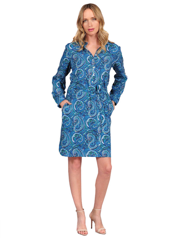 Fiona Shirt Dress