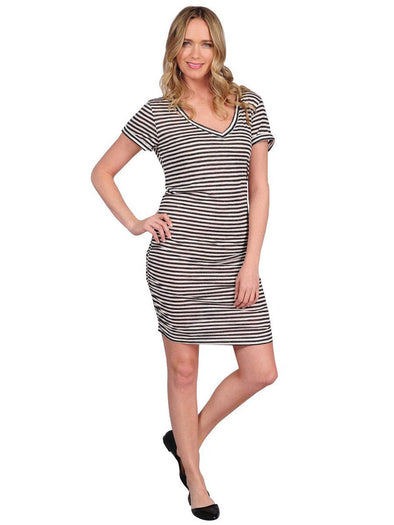 Debbie V-Neck Dress - FINAL SALE