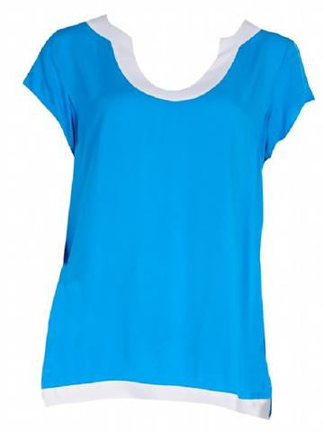 Grace Cap Sleeve Tunic