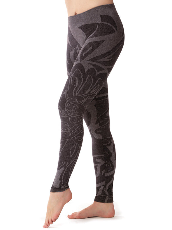Geo-Heather Legging