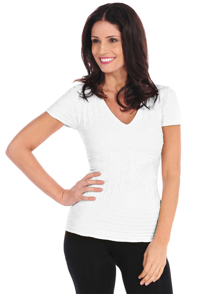 a8ee5d28cc58fa Tees By Tina-Textured Tops – Tagged