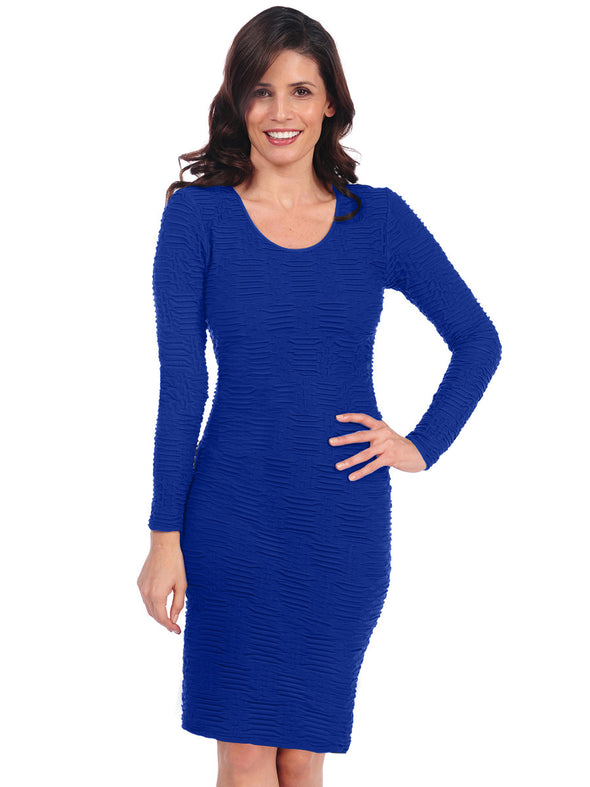 20D-138 Cobalt Paris Dress