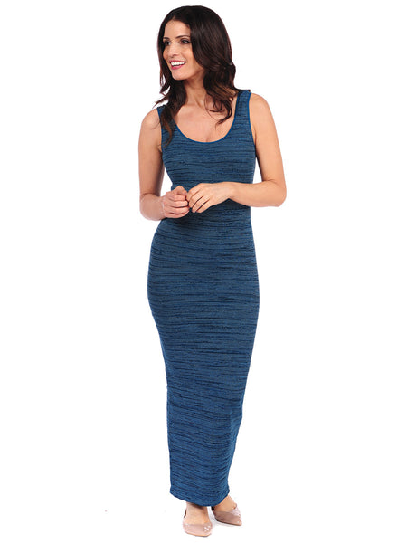 Sorbtek Slub Maxi Dress