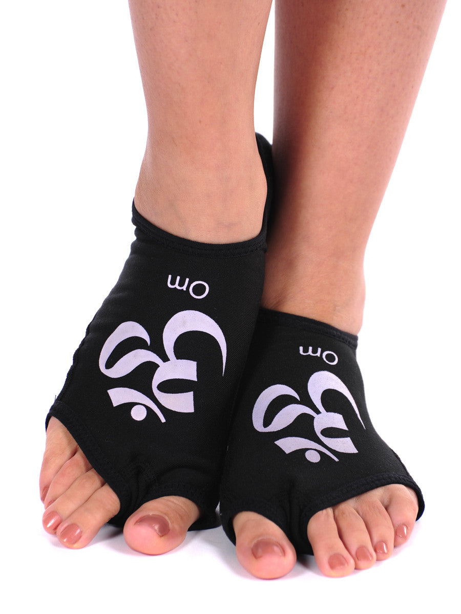 PureToes-White/Black OM