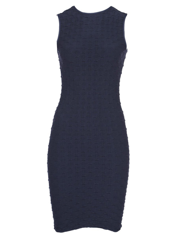 Lattice Dress-Maternity