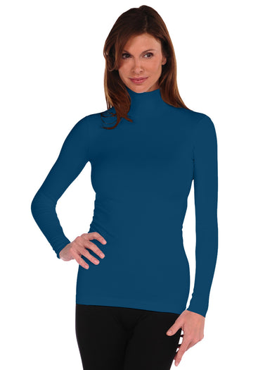 Long Sleeve Mock Neck - FINAL SALE