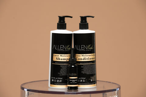 Luxe hair care system