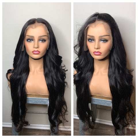 Luxe frontal wigs